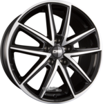 CMS C30 Diamond Black Gloss (DB) Einteilig 8.00 x 18 ET 45.00 5 x 112.00