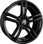 Damina Performance DM03 Black Einteilig 8.50 x 19 ET 42.00 5 x 120.00