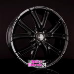 OXIGIN 15 V TWO Black (B) Einteilig 7.50 x 17 ET 48.00 5 x 114.30