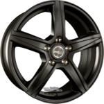 ProLine Wheels  CX200 Einteilig Black Matt 6.50 x 16 ET 38.00 5x115.00