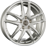ProLine Wheels  VX100 Arctic Silver (AS) Einteilig 7.50 x 18 ET 45.00 5 x 108.00