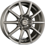 ProLine Wheels  CX100 Matt Grey (MG) Einteilig 7.00 x 16 ET 45.00 5 x 108.00
