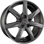 ProLine Wheels  BX100 Matt Grey (MG) Einteilig 6.00 x 15 ET 40.00 4 x 98.00