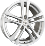 TEC SPEEDWHEELS AS4 EVO Einteilig Crystal Silver (CS) 8.00 x 18 ET 40.00 5x110.00