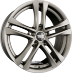 TEC SPEEDWHEELS AS4 EVO Einteilig Gun Metall (DG) 8.00 x 18 ET 40.00 5x110.00