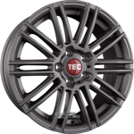 TEC SPEEDWHEELS AS3 Gun Metall (DG) Einteilig 8.50 x 19 ET 40.00 5 x 114.30