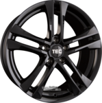 TEC SPEEDWHEELS AS4 EVO Einteilig Schwarz Glanz (BG) 8.00 x 18 ET 45.00 5x114.30
