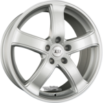 TEC SPEEDWHEELS AS1 Sterling Silver (CS) Einteilig 8.00 x 18 ET 45.00 5 x 108.00