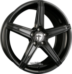 TOMASON TN20 Black Painted Einteilig 8.00 x 18 ET 35.00 5 x 112.00