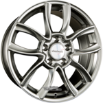 WHEELWORLD WH14 Anthrazit Effectglanz Einteilig 8.50 x 19 ET 54.00 5 x 130.00