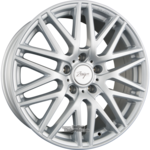 Z Design Wheels Z001 Silver Painted Einteilig 8.50 x 19 ET 25.00 5 x 112.00